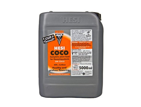 Coco 5 ltr Hesi Netherlands