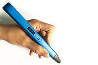3д ручка Myriwell 4 LCD дисплей RP 800A (3D pen) + набор пластика 12 цветов в подарок, фото 1