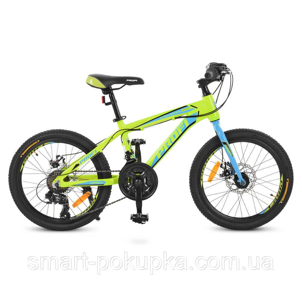 Велосипед 20 д. G20HARDY A20.1