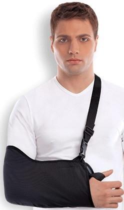 Бандаж для руки косыночная повязка, тип 610