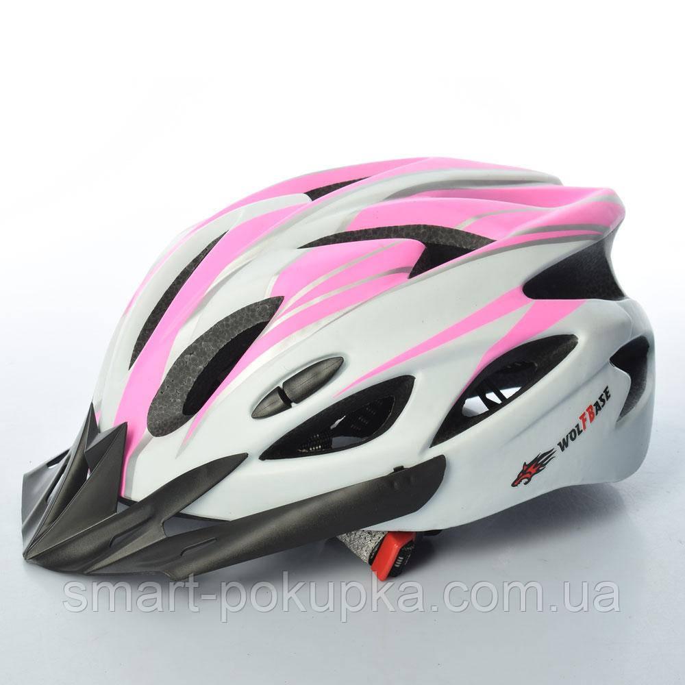 Шлем взрослый WOLFBASE AS180068-5