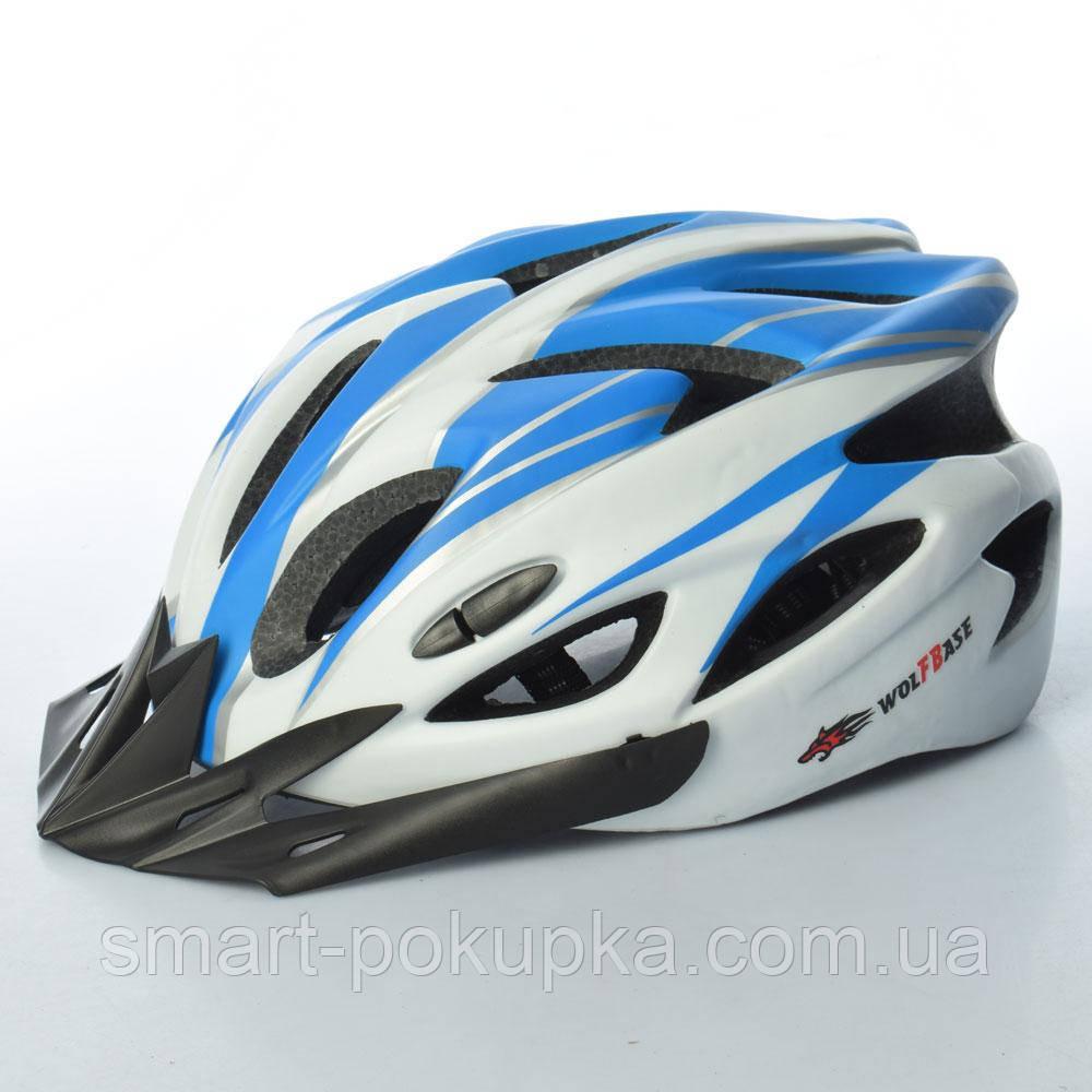 Шлем взрослый WOLFBASE AS180068-2