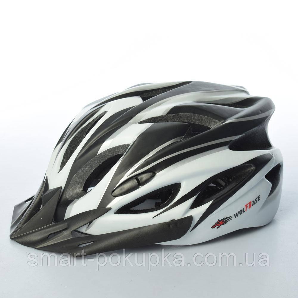 Шлем взрослый WOLFBASE AS180068-1