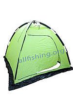 Палатка для зимней рыбалки, зонт, автомат, зимняя 4 дуги 2,5м*2,5м