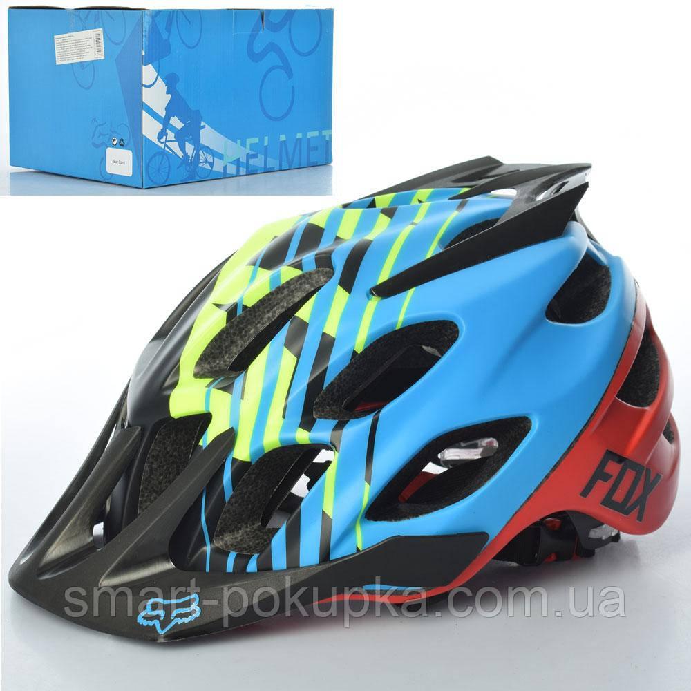 Шлем взрослый FOX AS180070-17