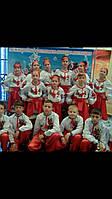 Украинский костюм вышитый для девочки 3-15 лет