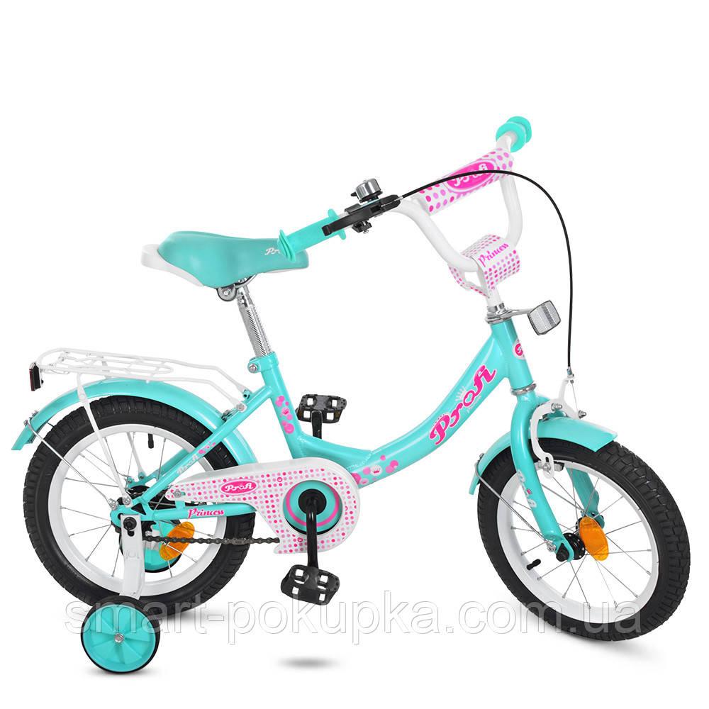 Велосипед детский PROF1 14д. Y1412