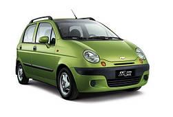 Chevrolet Spark (2000 - 2011)