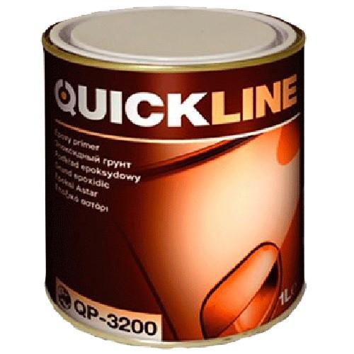 Эпоксидный грунт Quickline (1 л) + ОТВЕРДИТЕЛЬ (0,33 л)