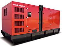 Дизельная электростанция HIMOINSA HFW-305 T5 в капоте