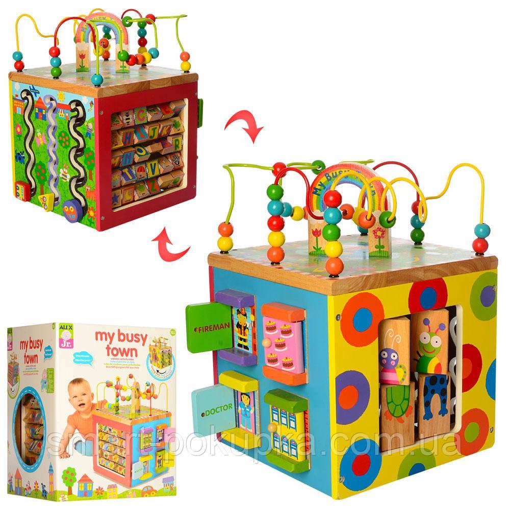 Деревянная игрушка Игра MD 2031