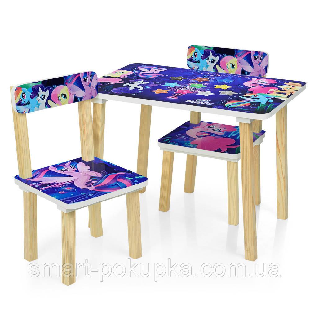 Столик 501-55