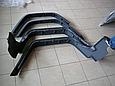 Розширювачі арок на Mercedes G-class W-463 (16 см) Скловолокно, фото 2