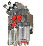 Гидрораспределитель Р80-3/1-44 на Коммунальные машины 2 секционный ( Гомель ), фото 3