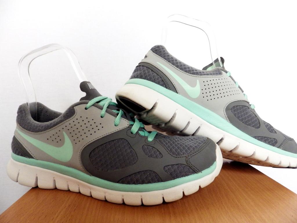 Женские беговые кроссовки Nike Flex 2012 RN 100% Оригинал р-р 40,5 (26 см)  (б/у,сток) original найк