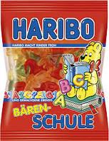 Жевательные конфеты Haribo Baren schule 200г (Германия)