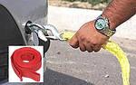 Буксировочный трос: правила грамотного выбора, или как избежать неприятностей на дороге