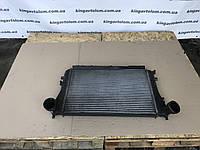 Радиатор интеркулера Volkswagen Passat B6, фото 1