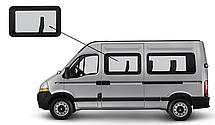Боковое стекло Opel Movano 1997-2010 переднее левое
