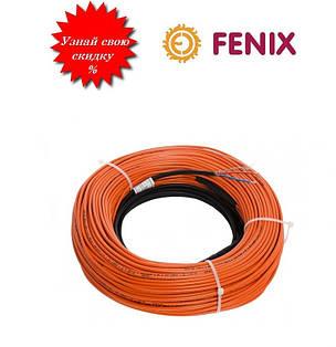 Тонкий двухжильный нагревательный кабель FENIX ADSV - 10 Вт/м, 520 Вт, Чехия, фото 2