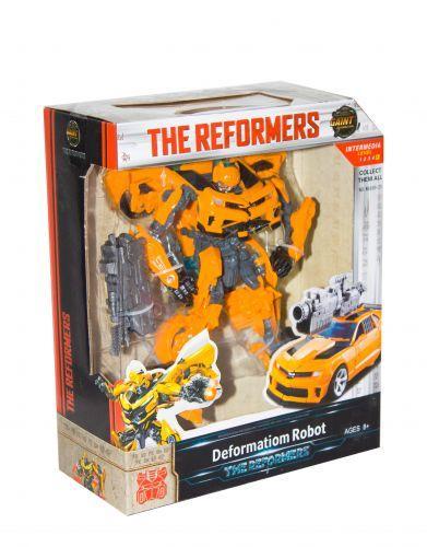 "Робот-трансформер ""The Reformers"""