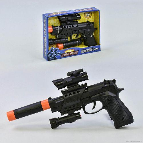 """Пистолет с глушителем """"Special Forces"""""""