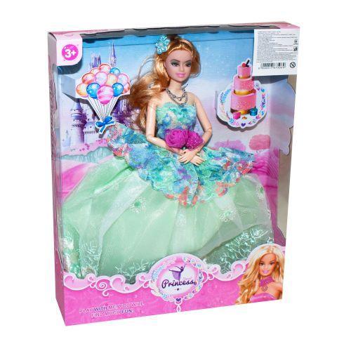"Кукла Барби ""Sweet Princess"" (в салатовом)"