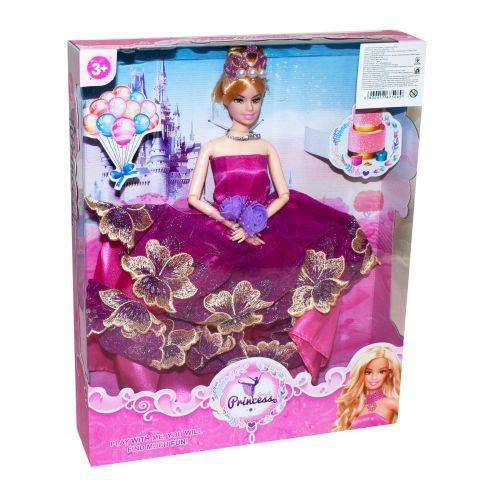 "Кукла Барби ""Sweet Princess"" (в малиновом)"