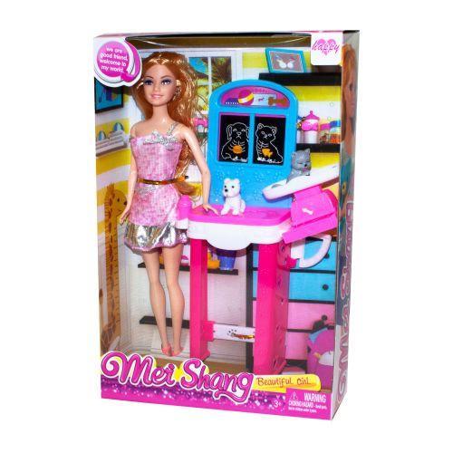 """Кукла Барби """"Ветеринарная клиника"""""""