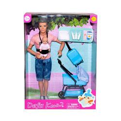 "Кукла ""Кен с ребенком"""