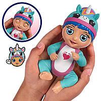 Интерактивная кукла-пупс Тини Тойс Tiny Toes Unicorn Laughin Luna