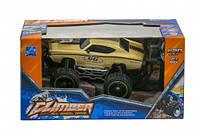 """Машина на радиоуправлении """"Climber: Mustang"""" (золотистая)"""