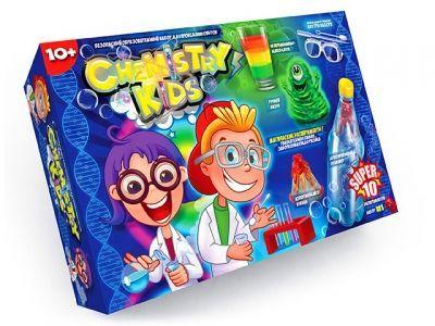 """Большой набор для опытов """"Chemistry Kids"""""""