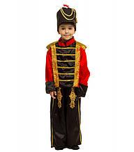 Детский карнавальный костюм Гусара, оловянного солдатика или Щелкунчика