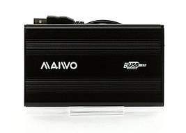 """Карман внешний 2.5"""" Maiwo K2501A-U2S (SATA/USB2.0)"""