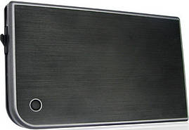 "Карман внешний 2.5"" AgeStar 3UB2A14 (SATA/USB3.0) Black"
