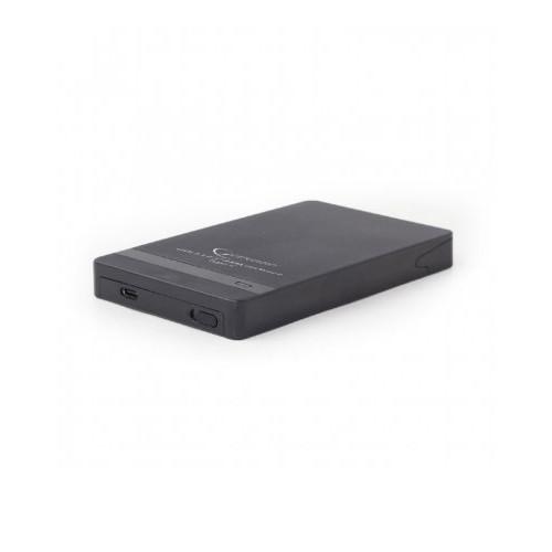 "Карман внешний 2.5"" Gembird EE2-U31S-2 (SATA/USB3.1 Type-C)"