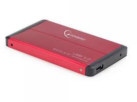 "Карман внешний 2.5"" Gembird EE2-U3S-2-R (SATA/USB3.0)"