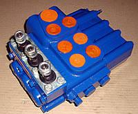 Гидрораспределитель Р80-3/1-222 МТЗ, ЮМЗ, Т-40, Т-150, ДТ-75 (С плавающим) (Гидравлик-Трейд) Чугунный