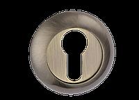 Накладка дверная под цилиндр E9 AB