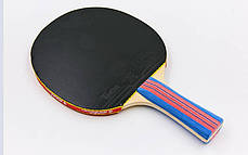 Набор для настольного тенниса 2 ракетки  3 мяча с чехлом GIANT DRAGON TAICHI P40+3* MT-6505 , фото 3