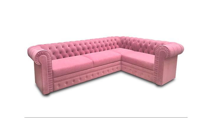 """Угловой диван """"Честер Биc"""""""