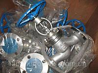 Клапан запорный фланцевый 15с65нж Ду25