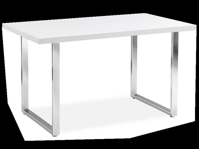 Стол обеденный деревянный Ring Signal белый