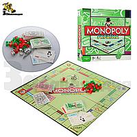 Настольная развивающая игра Монополия (Monopoly)