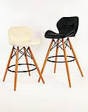 Барный стул Invar, черный, фото 3