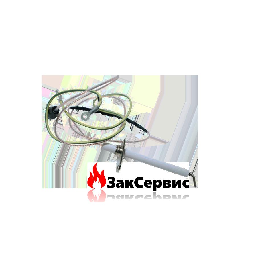 Электрод розжига и контроля пламени на газовый котел Beretta CIAO R2255