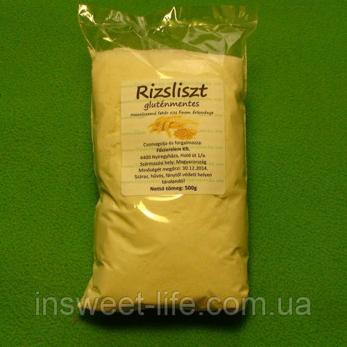 Мука рисовая 1кг/упаковка