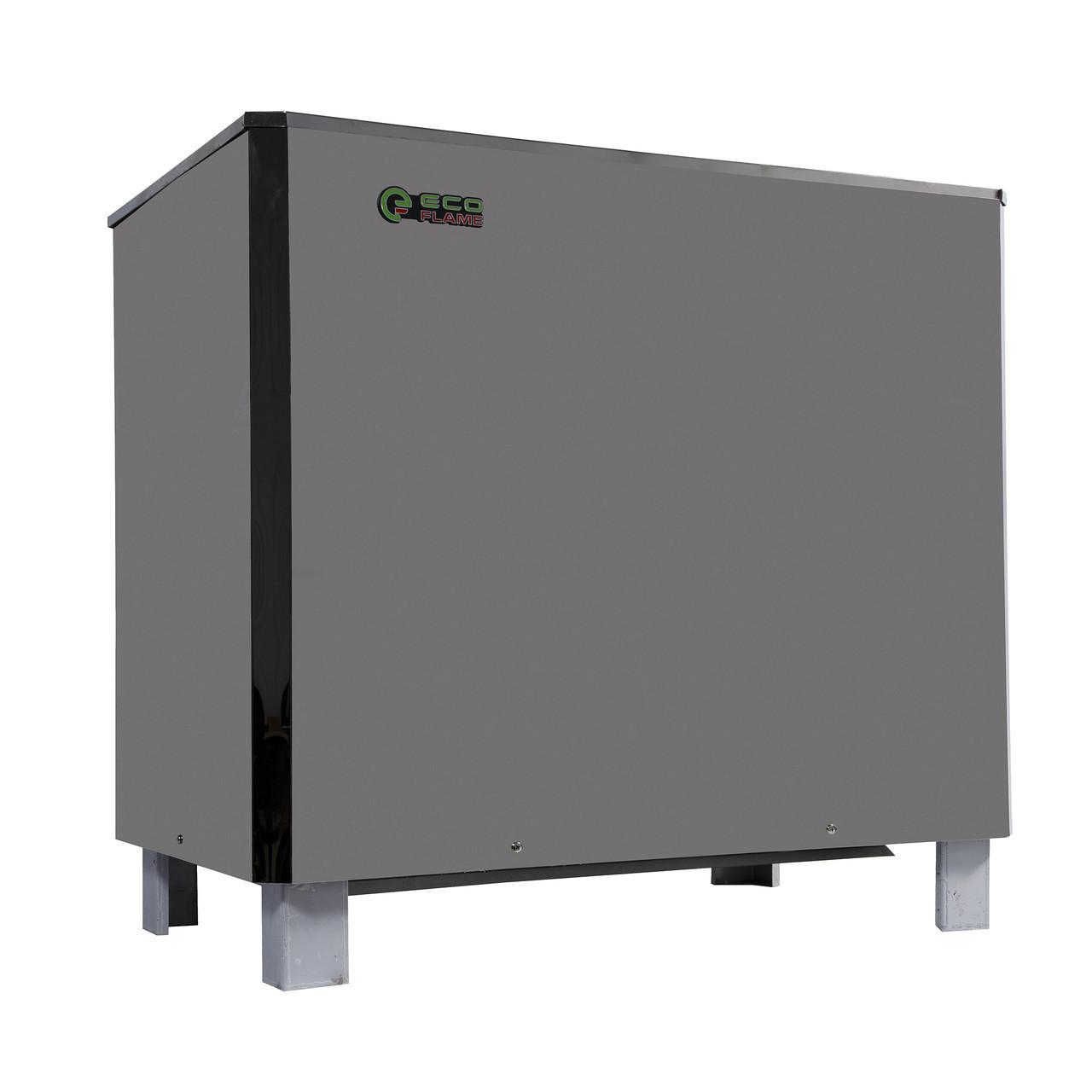 Электрокаменка для сауны и бани EcoFlame SAM D-25 25 кВт + пульт CON6