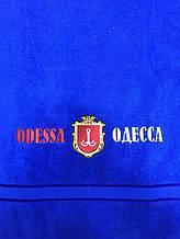 Полотенце махровое банное с символикой Одессы